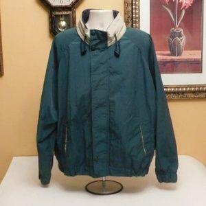 Croft & Barrow Sport Windbreaker Jacket